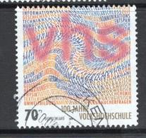 Duitsland, Mi 3457 Jaar 2019, VHS Band,  Gestempeld - Gebraucht