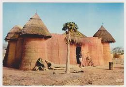 1611/ NATITINGOU [Dahomey]. Case Somba. - Non écrite. Unused. No Escrita. Non Scritta. Ungelaufen. - Benín