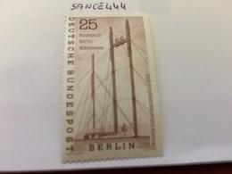 Berlin Industrial Exposition 1956 Mnh - [5] Berlin
