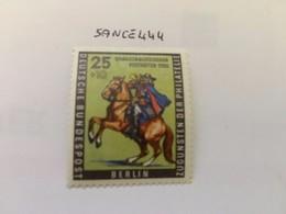 Berlin Stamp Day 1956 Mnh - [5] Berlin