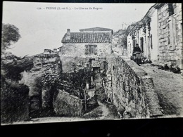 CARTE POSTALE _ CPA Vintage : PENNE _ La Citerne De Magnac              // CPA.L.FR240.27 - France