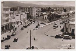 1615/ ADDIS ABABA, Ethiopia. View. Sent To Italy In 1957. Circulée En Italie En 1957. Viaggiata In Italia Nel 1957. - Etiopía