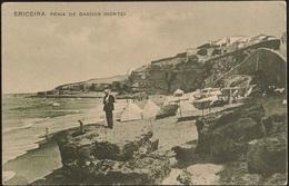 Postal Portugal - Ericeira - Praia De Banhos (Norte) - CPA - Lisboa
