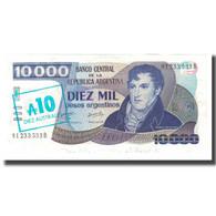 Billet, Argentine, 10 Australes, KM:322b, NEUF - Argentina
