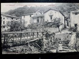 CARTE POSTALE _ CPA Vintage : NESCUS _ Village Près BASTIDE De SEROU _ 1916      // CPA.L.FR240.27 - France