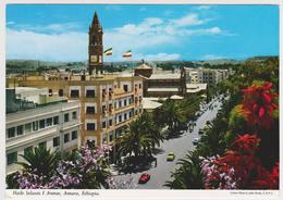 1616/ ASMARA Eritrea (Prior Independence En 1993). Haile Selassie I Avenue.- Non écrite. Unused. No Escrita. Non Scritta - Eritrea