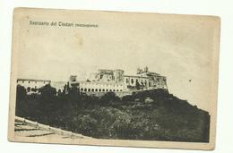 666 SANTUARIO DEL TINDARI ( MEZZOGIORNO ) MESSINA PATTI 1925 - Messina