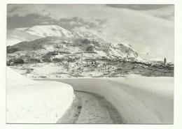 673 CARAMANICO TERME PESCARA PAESAGGIO INVERNALE 1968 - Pescara