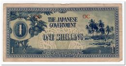 OCEANIA,JAPANESE OCCUPATION,1942,P.2,VF+ - Japan