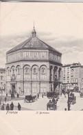 FIRENZE. IL BATTISTERO. PAUL TRABERT. CPA CIRCA 1900s - BLEUP - Firenze (Florence)