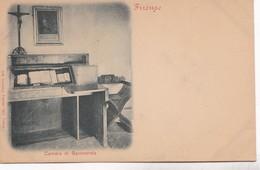 FIRENZE. CAMARA DI SAVONARIA. FRANCESCO PINEIDER. CPA CIRCA 1900s - BLEUP - Firenze (Florence)