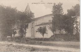LE BUGAT           L'EGLISE  (  INCONNU SUR LE SITE ) - Autres Communes