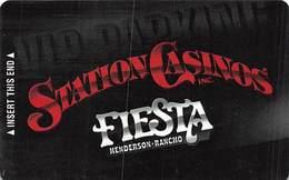 Station Casinos Las Vegas, NV - VIP Parking Card - Copyright 2010 - Exp 8/15/10 - Casino Cards