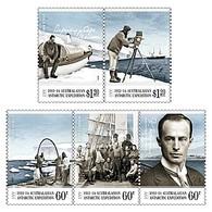 AUSTRALIAN ANTARCTIC TERRITORY (AAT) • 2014 • Centenary Australian Antarctic Expedition • MNH (5) - Unused Stamps