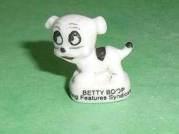 """Fèves / Films / BD / Dessins Animés : Betty Boop , Chien """" Mat """"     T41 - Cartoons"""