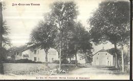 88   Du  Plafond  ( Entre  Anould Et Corcieux ) CPA 1916 - Anould