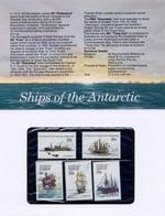AUSTRALIAN ANTARCTIC TERRITORY (AAT) • 1979 • Ships Of The Antarctic: Series I • Pack - Australian Antarctic Territory (AAT)