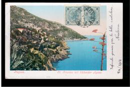 CROATIA Dubrovnik Ragusa  St Giacomo Mit Blühender Agave 1902 OLD POSTCARD - Croacia