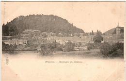 6ZA 141 CPA - BRUYERES - MONTAGNE DU CHATEAU - Bruyeres