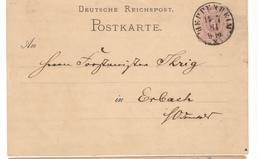 16863 - Entier - Germania