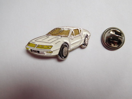 Beau Pin's , Auto Renault Alpine A310 Blanche - Renault