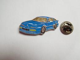 Beau Pin's , Auto Renault Alpine A 610 , Bleue - Renault