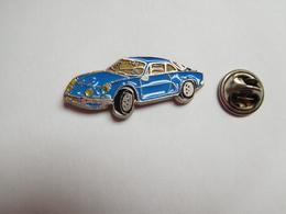 Beau Pin's , Auto Renault Alpine A 110 , Bleue - Renault