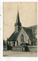 CPA 27 : QUATREMARE   église   VOIR  DESCRIPTIF  §§§ - France