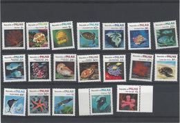 Palau ,nuovi MNH ,serie Completa ,splendida - Palau