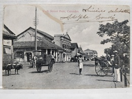 Sri Lanka. Colombo. York Street - Sri Lanka (Ceylon)