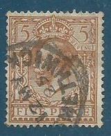 Grande Bretagne 1912 Yvt 146 - Used Stamps