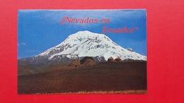 Mt.Chimborazo.Giant Of The Andes - Ecuador