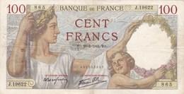France - Billet De 100 Francs Type Sully - 20 Février 1941 - 100 F 1939-1942 ''Sully''