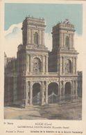 Cp , CARTES , AUCH (Gers), CATHÉDRALE SAINTE-MARIE (Ensemble Ouest) - Cartes