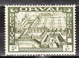 363*  Grande Orval - Bonne Valeur - MH* - LOOK!!!! - Belgium