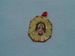 Etoffe Ayant Touché A Ste Thérèse De L'Enf Jésu > Voir Photo ( RELIKWIE - RELIQUIARIO - RELIC - RELIQUARY - RELIQUAIRE ) - Godsdienst & Esoterisme