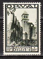 367*  Grande Orval - Bonne Valeur - MH* - LOOK!!!! - Unused Stamps
