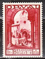 368*  Grande Orval - Bonne Valeur - MH* - LOOK!!!! - Unused Stamps