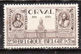 372*  Grande Orval - Bonne Valeur - MH* - LOOK!!!! - Belgique