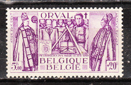 373*  Grande Orval - Bonne Valeur - MH* - LOOK!!!! - Belgique