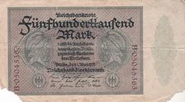 500 000 MARK, Berlin 1925, B 05045363 - 1918-1933: Weimarer Republik
