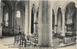 ~  JP  ~  58    ~    LA  CHARITE SUR LOIRE     ~       Intérieur De L ' église   ~ - La Charité Sur Loire
