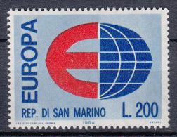 EUROPA - CEPT - Michel - 1964 - SAN MARINO - Nr 826 -  MNH** - 1964
