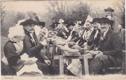 ETEL - Noce Bretonne - Table De La Mariée - Très Bon état - Etel
