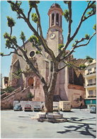 Gf. LLANSA. Iglesia Y Plaza Mayor. 20 - Gerona