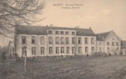 ALKEN ,Chateau Sarren , Kasteel Sarren ( Hasselt, Alken) - Alken