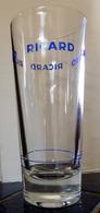 Rare VERRE RICARD ( Hauteur=15,7cm ) Avec Trait Doseur - Glasses