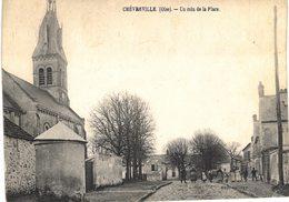 Carte Postale Ancienne De  CHEVREVILLE - Frankreich