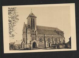 Belligné Eglise - Arrondissement De Châteaubriant Ancenis CPSM 44 Loire Atlantique - Ancenis