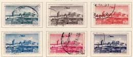 1951 - LIBANO - LEBANON - Mi. Nr.  457/462 - USED - (S03052019.....) - Libano